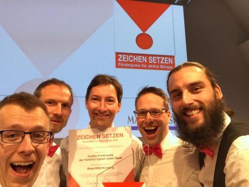 """Aktion """"Zeichen Setzen"""" 2019"""