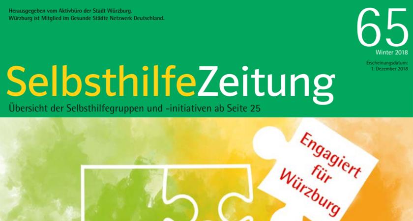 Selbsthilfezeitung Würzburg #65